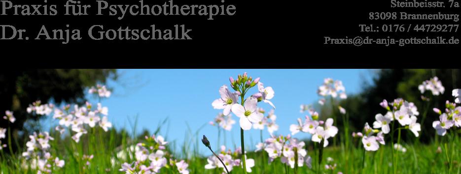Dr. Anja Gottschalk - Praxis für Psychotherapie